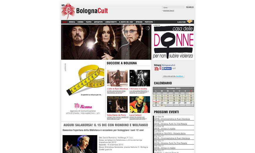 Bologna Cult