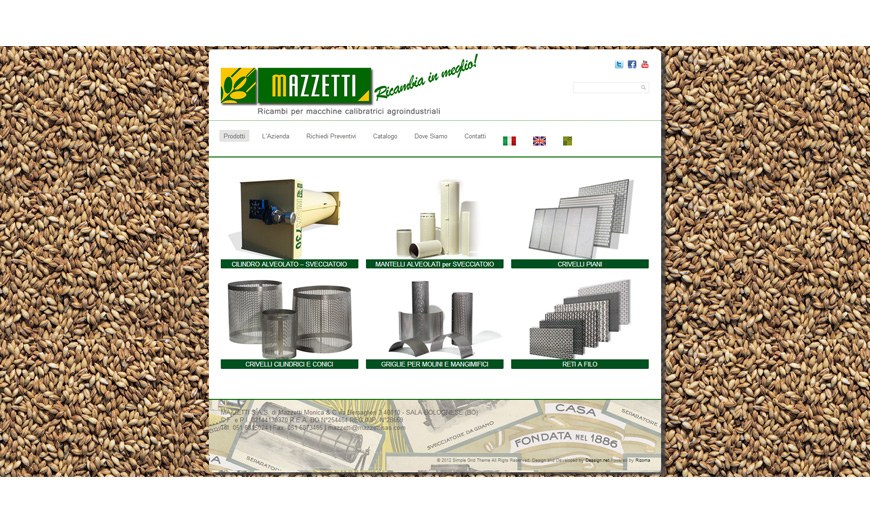 Mazzetti SAS e Mazzetti Lamiere