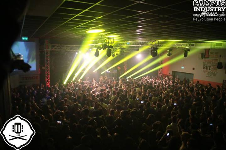 Gli Eiffel 65 sold out al Campus Industry Music