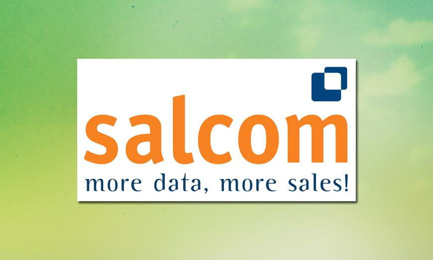 Salcom - More data, More sales