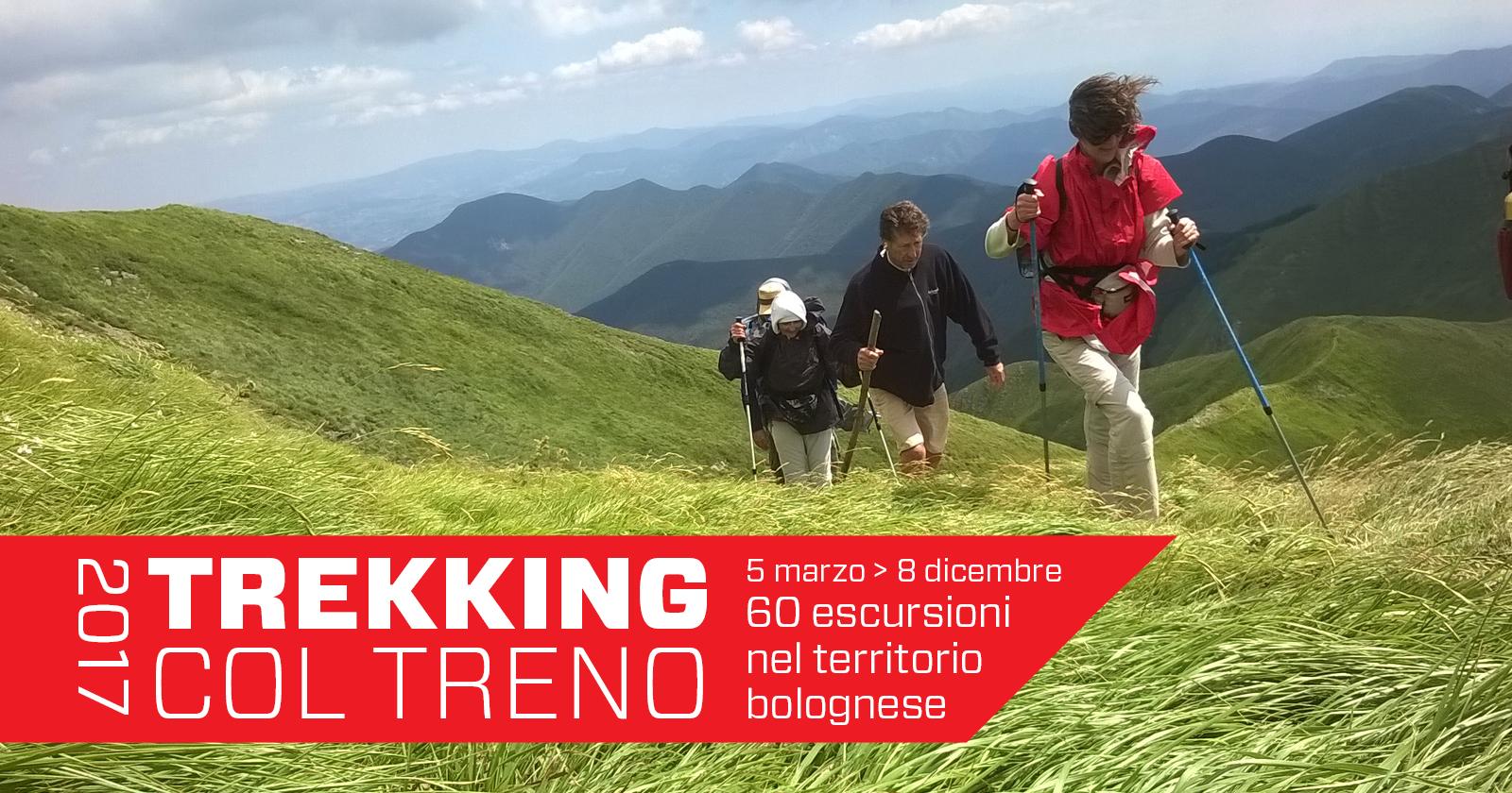 Al via la nuova edizione del Trekking col Treno 2017